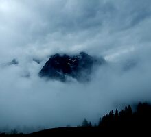 Austrian Mountains 2 by BeckieMaynard