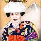 Japanese Bride by Rhonda  Anderson
