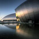 Glasgow Imax - square by Daniel Davison