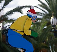 Which Joker Planted Palm Trees On My Ski Slope? by David McMahon