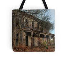 Nobody's Home Tote Bag