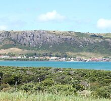 The Nut, Stanley, Tasmania  by Deb22