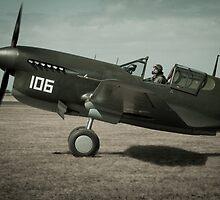 Merlin Warhawk by mikeforsberg