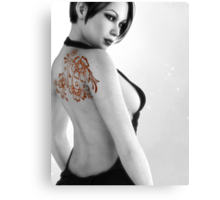 Sexy Back Canvas Print