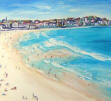 Bondi View by gillsart
