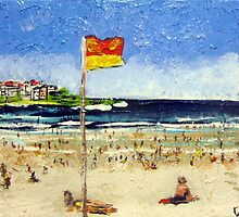 Bondi Summer by gillsart