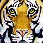 Tiger by Rhonda  Anderson