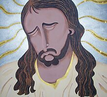 Jesus by Tracy Kiggen