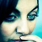 Feeling blue by TaniaLosada