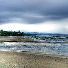 Moody sand river seashore by Eros Fiacconi (Sooboy)