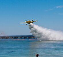 Waterbomber, Busselton, Western Australia by Julia Harwood
