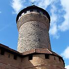 WATCH TOWER - Kaiserburg, Nürnberg by TrixiJahn