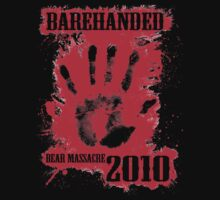 Barehanded Bear Massacre by toddmreed