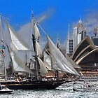 Australia Day Traffic - Sydney Harbour by ShotsOfLove