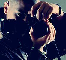 Self-Portrait by Ashanan