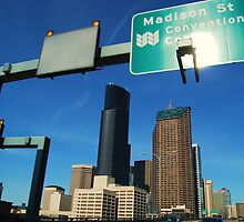 Freeway to Seattle by Tori Snow