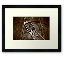 If They Only Knew........ Framed Print