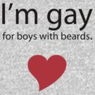Gay 4 Beards by gbwb