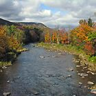 Fall in the Catskills by Kissy