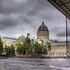Royal Exhibition Building, Melbourne by rjcolby