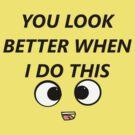 Ohhhh Baby You Look Good by shandab3ar