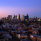 A Melbourne Dawn by Stephen Ruane