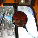 Rickshaw Man by lisacred