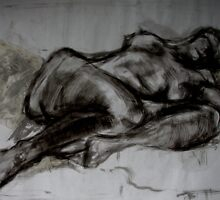 Lying Figure by Lorry666