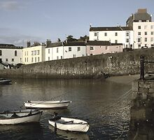 Tenby Harbour by StephenRB