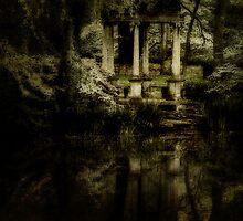 The Love Temple by M a r i e B a r c i a