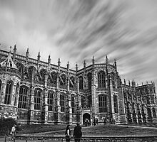 St. George's Chapel - Windsor by Yhun Suarez