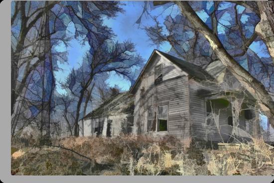 Abandoned House - Ohio by Brandon Batie