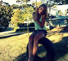 Tire Swing by KaylaJamee