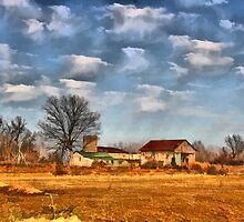 Abandon Barn Scene by Brandon Batie