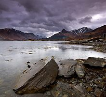 Loch Leven by james  thow