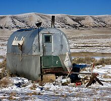 Home, Home On The Range... by A.M. Ruttle
