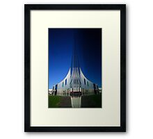 The Cathedral of Dance Framed Print