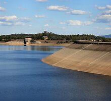 Sugarloaf Dam by Joy Watson