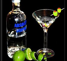 How about Vodka Martini? by northbeach