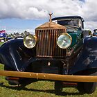 Rolls Royce by doug hunwick