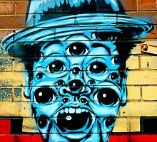 COBURG WALL by Neil Mouat