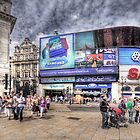 Leicester Square by Twisted