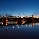 Ford Street Bridge, Rochester NY by Jeff Palm Photography