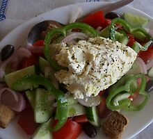 Greek Salad by stacey-angela
