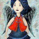 Black Swan Girl by Cornelia Mladenova