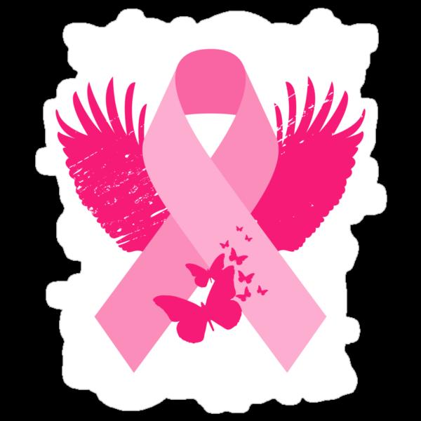 Pink Ribbon Design by KimberlyMarie
