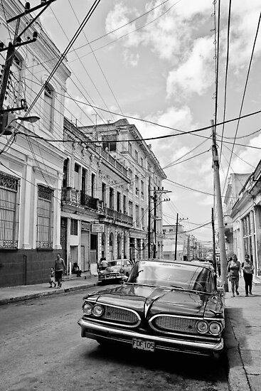 Cuban mood by Nayko