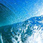 Behind the wave by Duncan Macfarlane