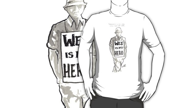 Wes is My Hero by Wesley Clark