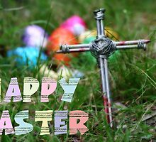 Easter Postcard by Kate Harrison